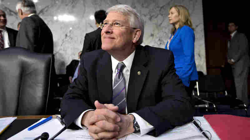 "Sen. Roger Wicker, R-Miss., was the only senator to vote against an amendment calling climate change ""real and not a hoax."""