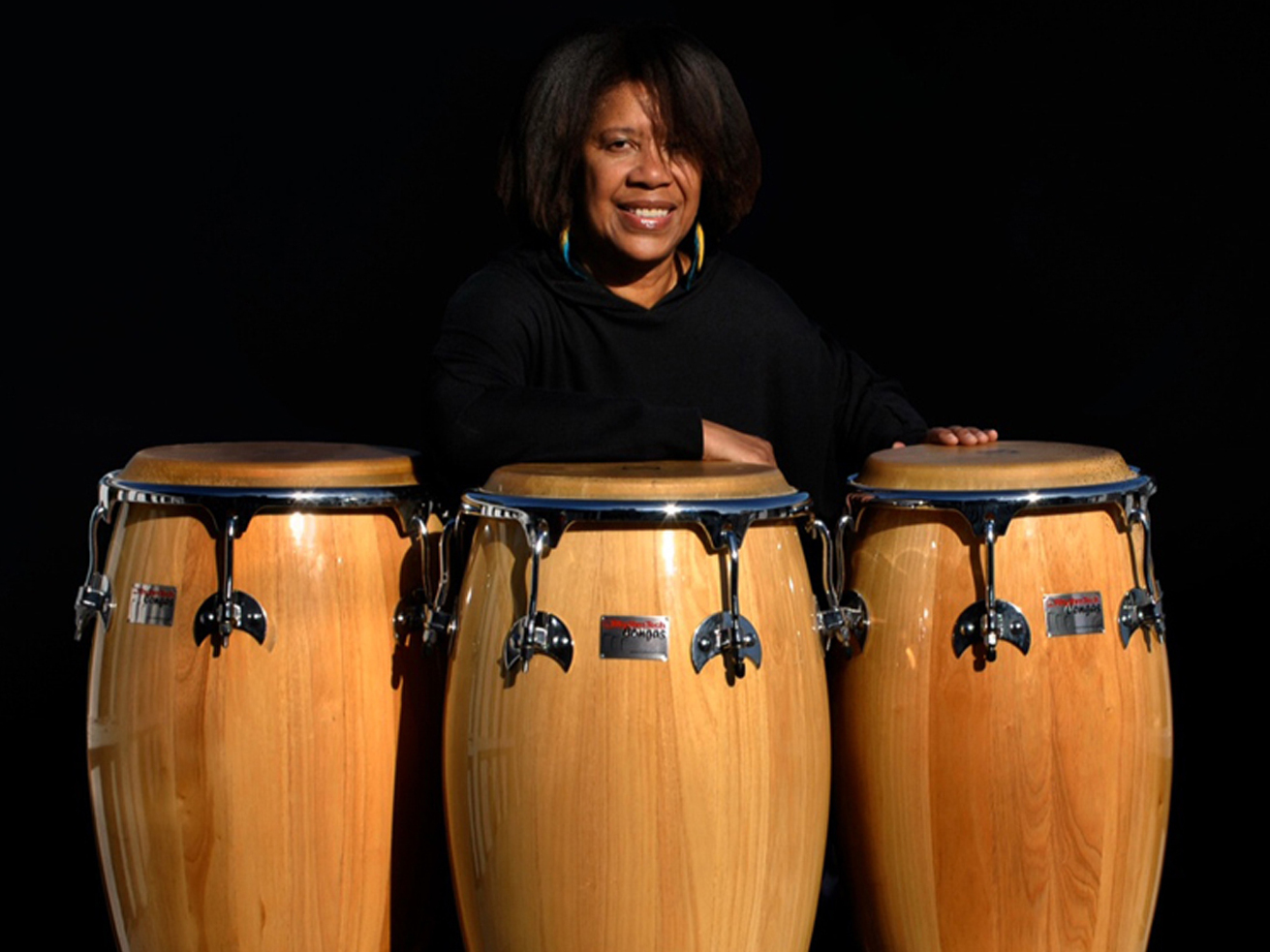 Drum Fill Friday, With Bobbye Hall