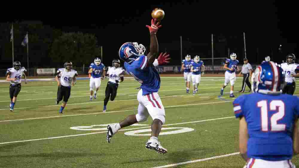 Rising Football Star: Prepare For The Worst, Pray For The Best
