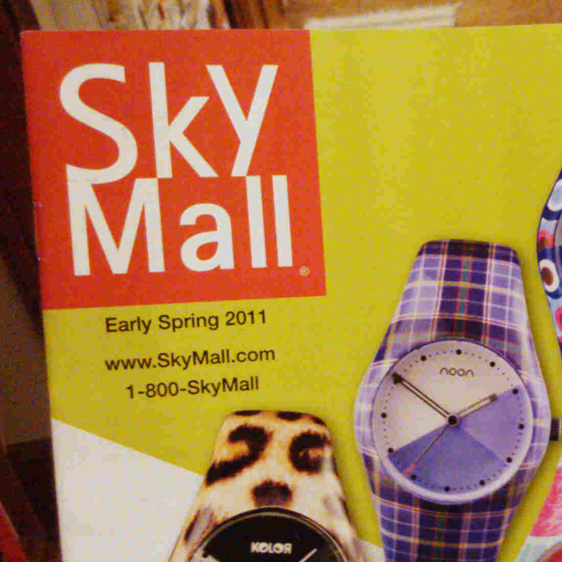 Goodbye, Garden Yeti: In-Flight Catalog SkyMall Files For Bankruptcy