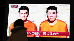 Video Purports To Show Beheaded Japanese Hostage