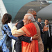 President Obama Welcomed To India With A Significant Hug