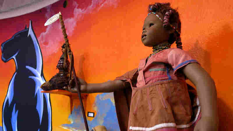 Black Doll Show Inspires With Wakandan Heroes And Jazz Superstars