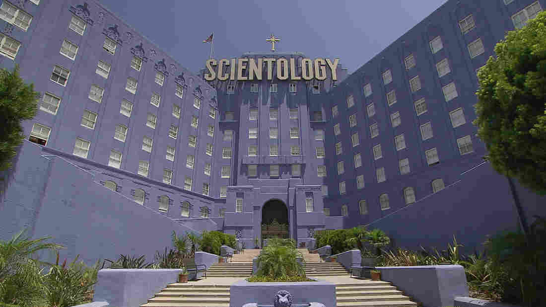 Alex Gibney's Going Clear is based on a book by Pulitzer Prize-winning author Lawrence Wright.