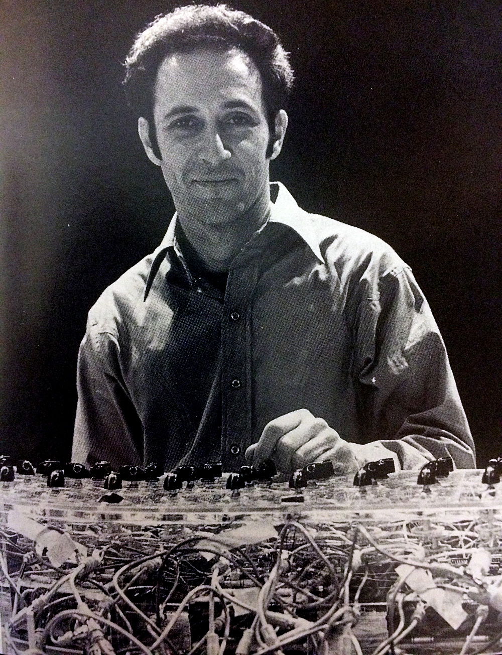 Fifty Years Of Steve Reich's 'It's Gonna Rain'
