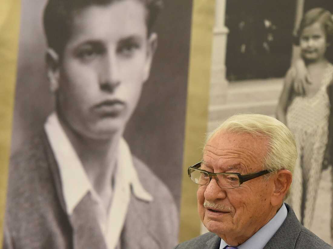 A Holocaust Survivor, Spared From Gas Chamber By Twist Of Fate ...