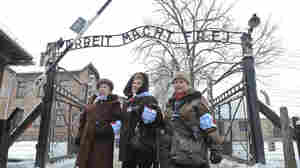 Holocaust Survivors Mark 70th Anniversary Of Auschwitz's Liberation