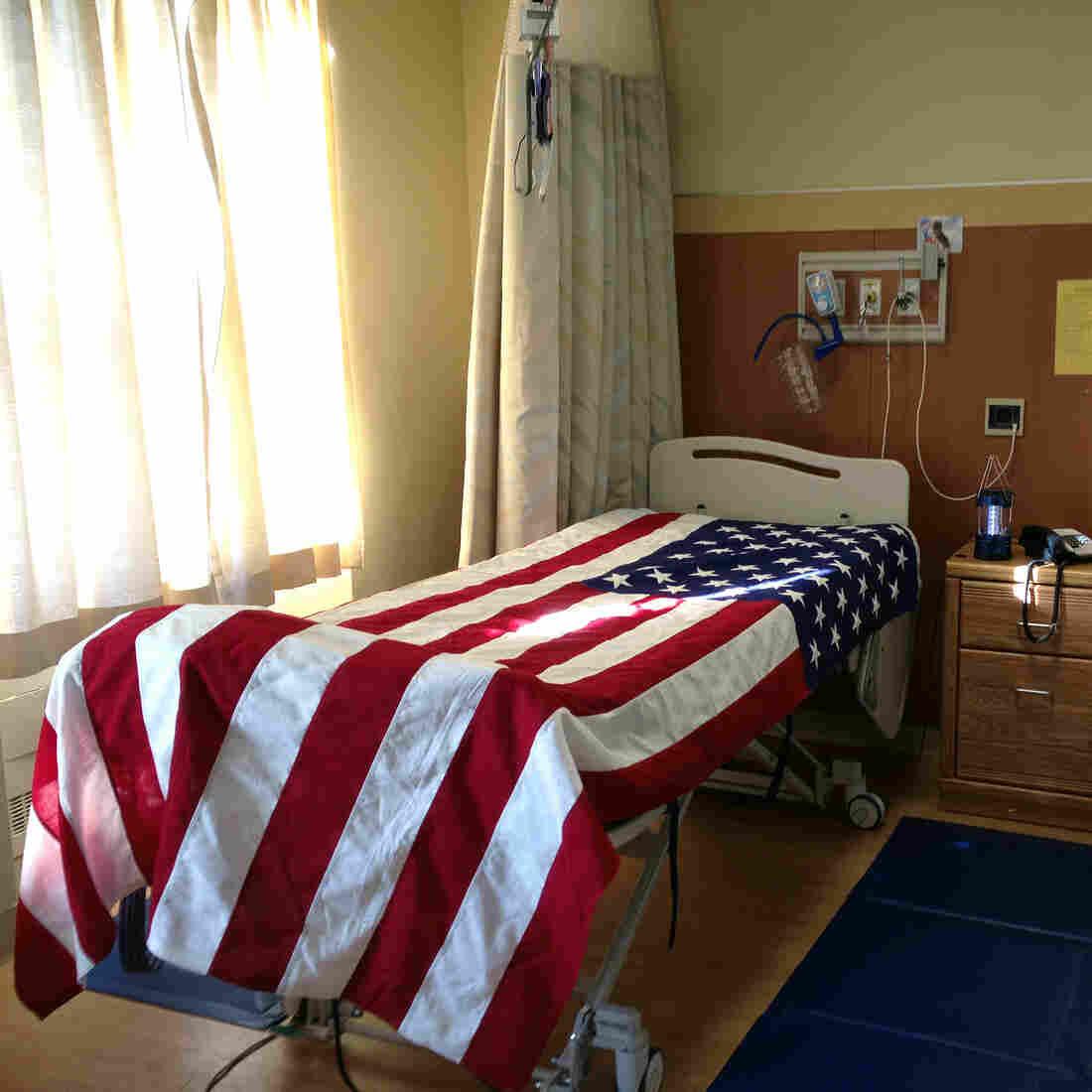 VA Steps Up Programs As More Veterans Enter Hospice Care