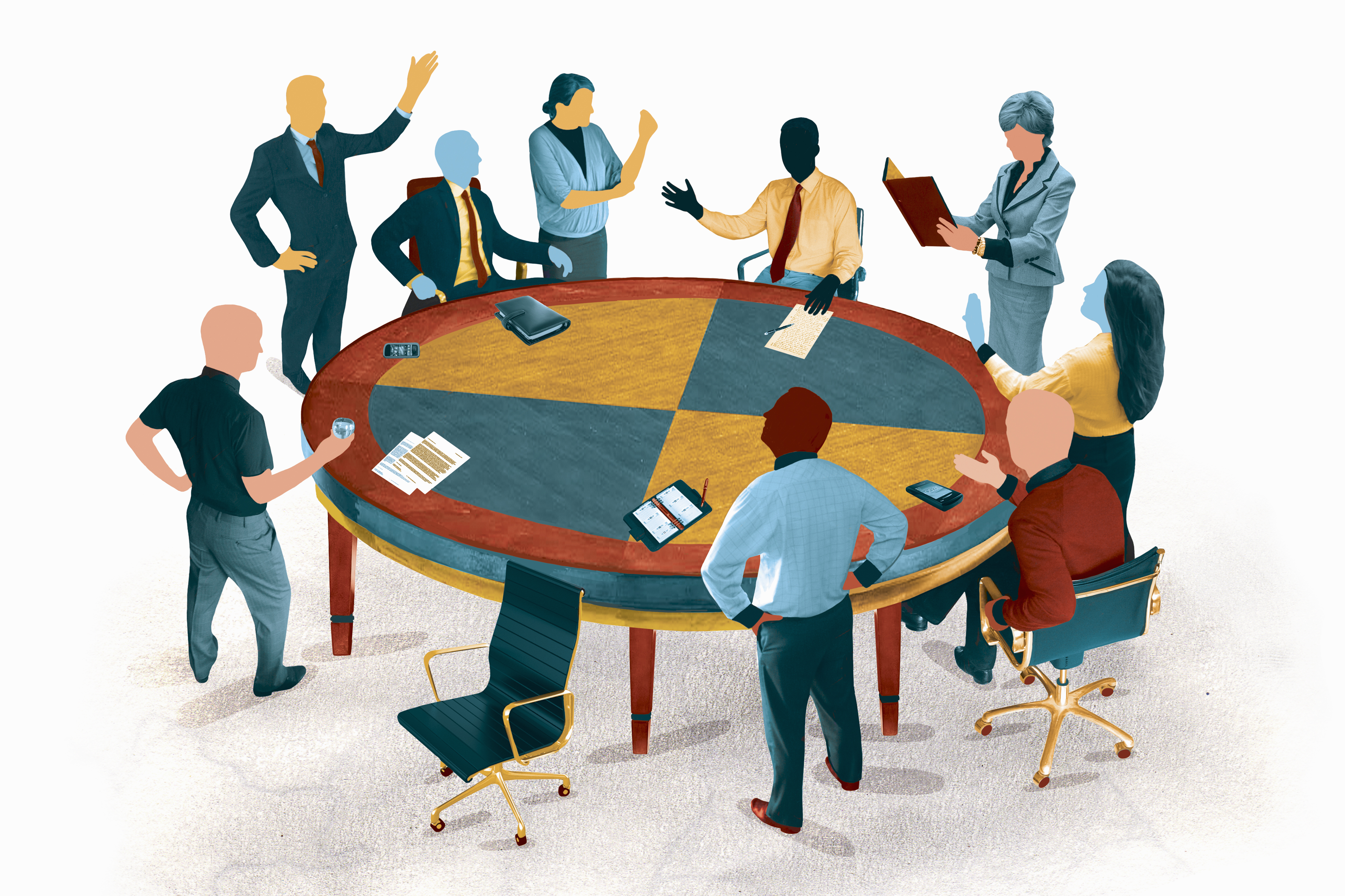 And So We Meet, Again: Why The Workday Is So Filled With Meetings