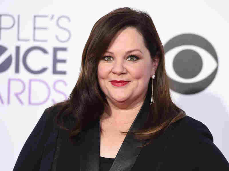 Melissa McCarthy, seen here at the People's Choice Awards in January, will be one of the new Ghostbusters.