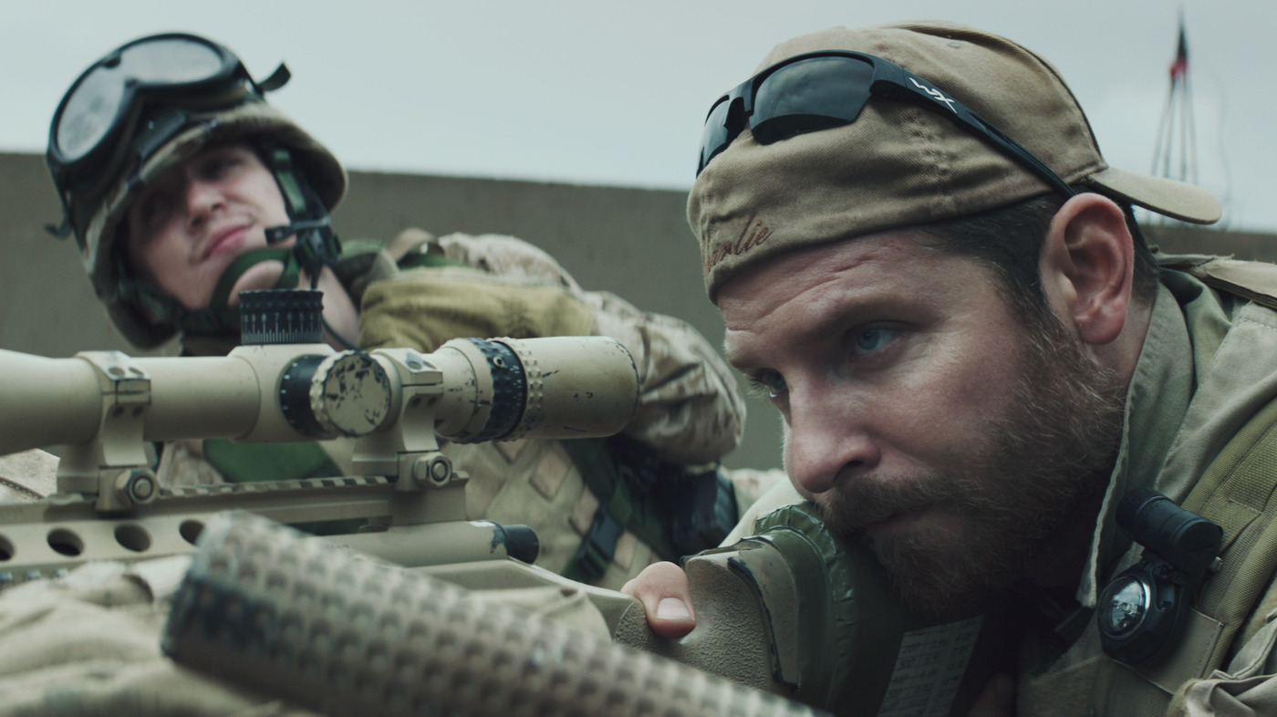 Full Of Complexity And Ambivalence, 'American Sniper' Shows