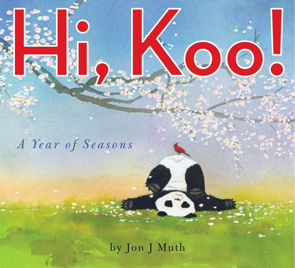 Excerpted from Hi, Koo! by Jon J Mun. Copyright 2014 by Jon J Muth. Excerpted by permission of Scholastic Press, an imprint of Scholastic Inc.