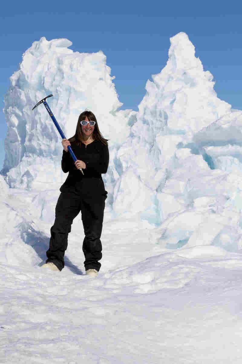 Jynne Dilling Martin is a publicity director at Riverhead Books. She recently participated in the National Science Foundation's Antarctic Artists and Writers Program.