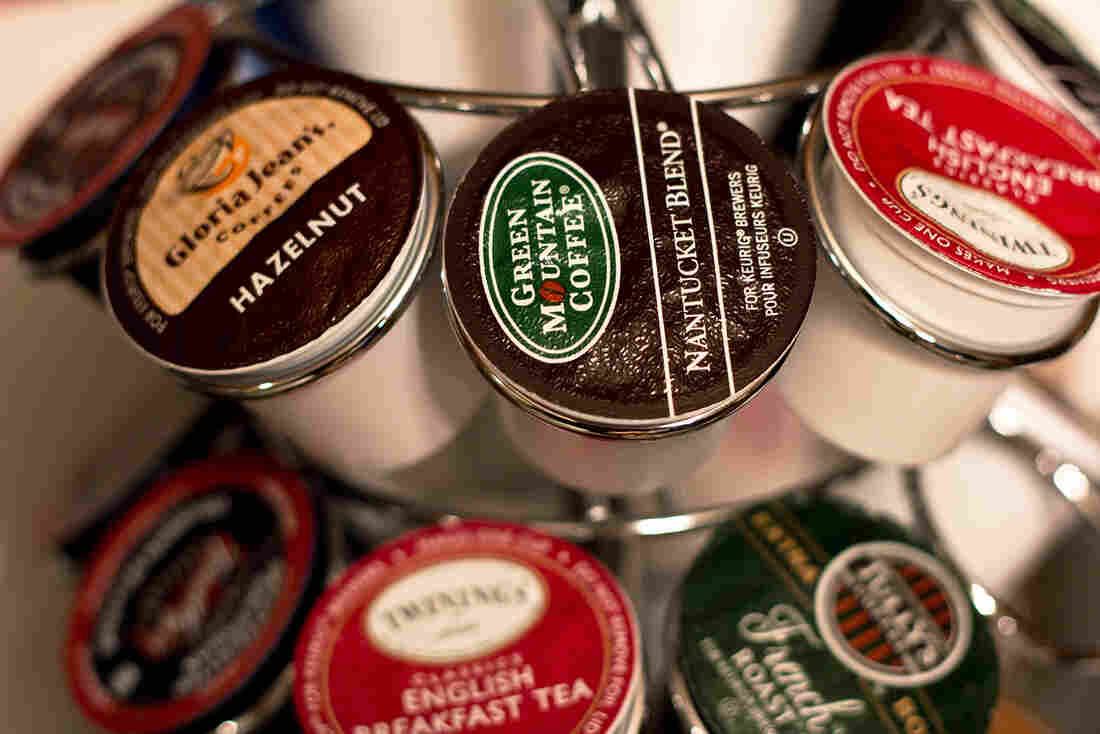 K-Cups: Quick, convenient ... and nonrecyclable.