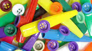 Buzz Bin: A Proper Look At Where Kazoos Come From
