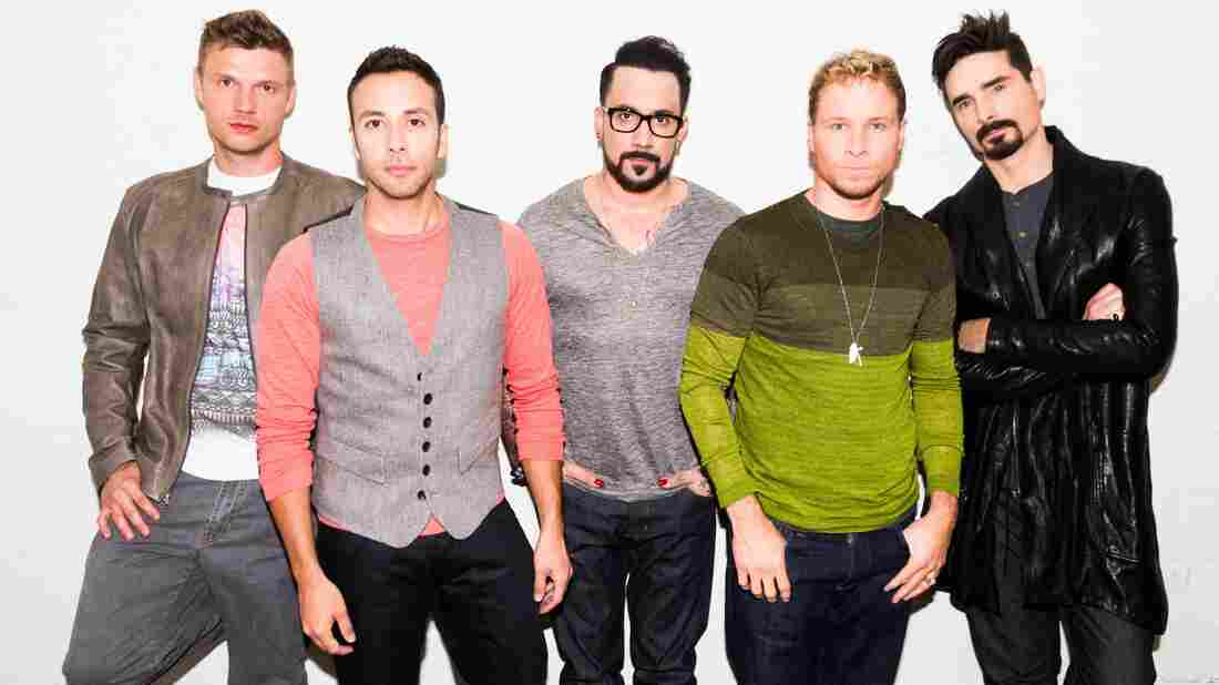 Show 'Em What You're Made Of, a new documentary, tracks the 20-year career of the Backstreet Boys.