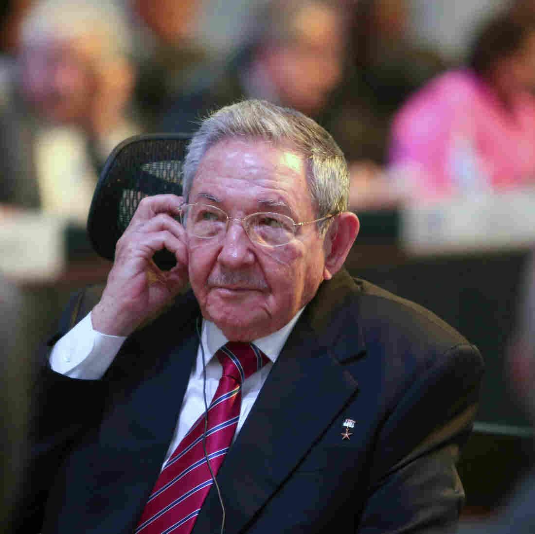 Raúl Castro Demands Return Of Guantánamo Before Normalizing Ties With U.S.