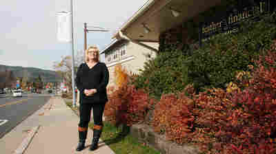 Lori Lomas, an insurance agent with Feather Financial in Quincy, California, has noticed that her clients in San Francisco have many more health carrier options than her mountain neighbors.