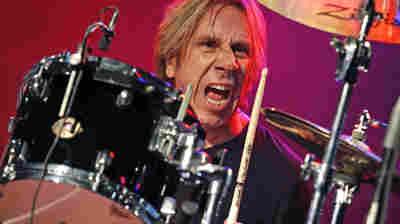 Tesla drummer Troy Luccketta gets it done.