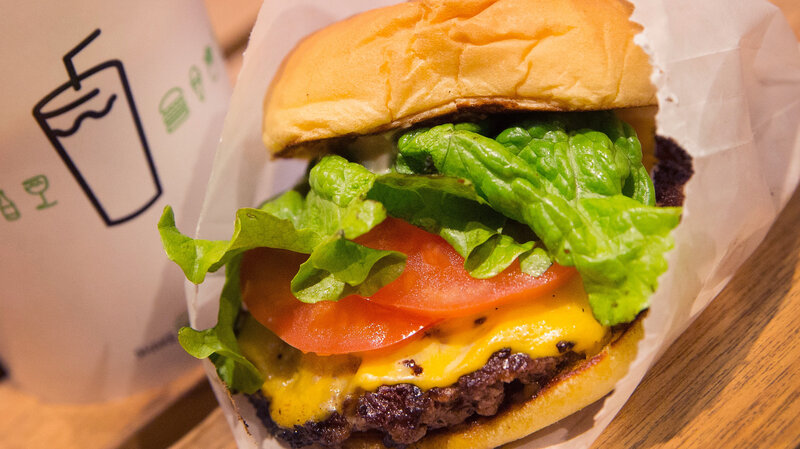 Shake Shack Sizzles With Ipo As Mcdonalds Fizzles The Salt Npr
