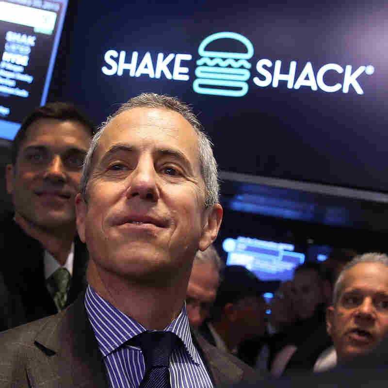 Shake Shack Sizzles With IPO As McDonald's Fizzles