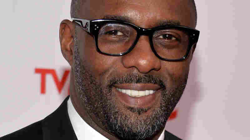 British actor Idris Elba played Stringer Bell, second-in-command to Baltimore drug kingpin Avon Barksdale, in HBO's The Wire.