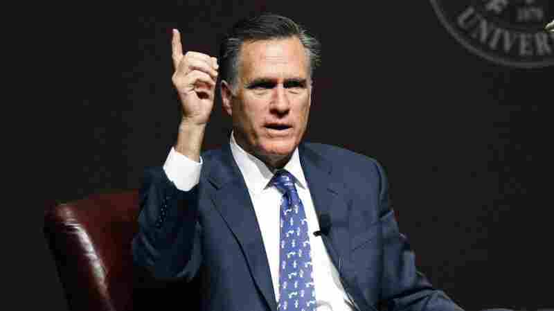 Mitt Romney says he will not seek the Republican presidential nomination once again.