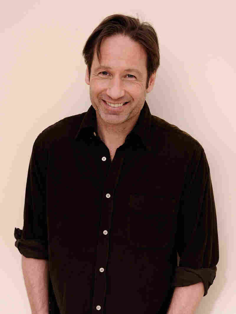Before he started acting, David Duchovny was an aspiring writer working on a Ph.D. in literature at Yale. Now that he's published his first novel, he's come full circle.