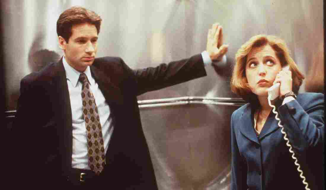 David Duchovny says The X-Files was his biggest break — not because it was successful but because that's where he went from youthful ambition to an adult understanding of what it means to work.