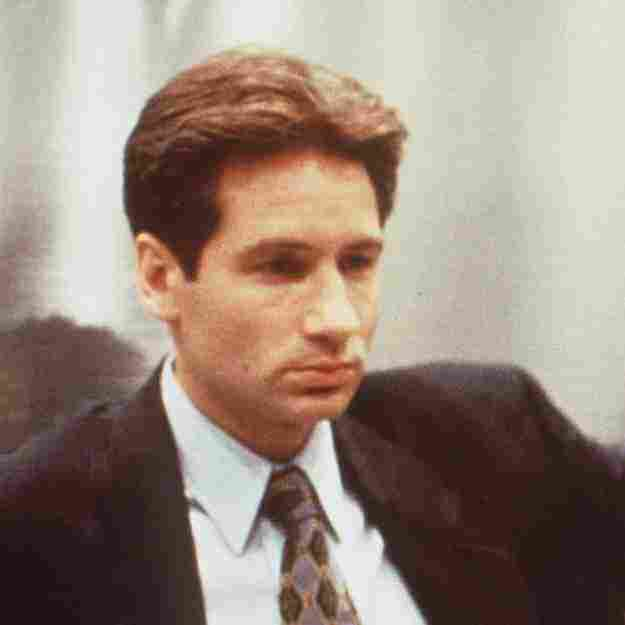 From The Ivy League To 'The X-Files': David Duchovny's Big Break