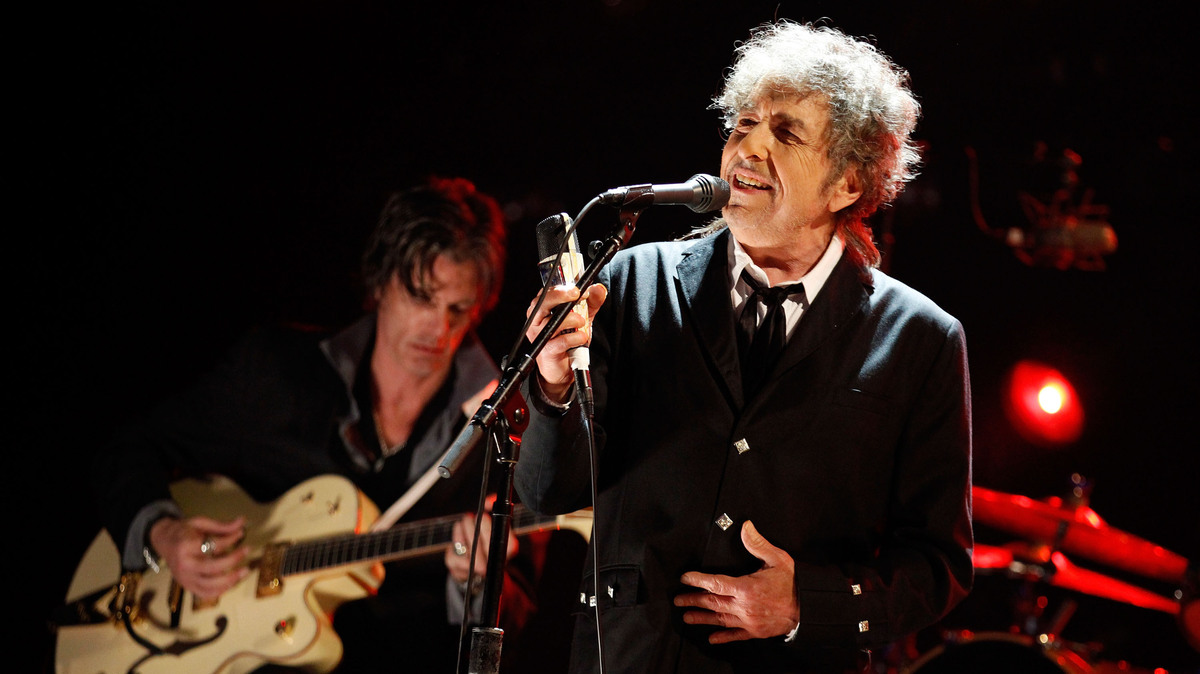 To Promote A New Album Bob Dylan Gave His ly Interview To