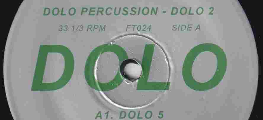 Dolo Percussion, Dolo 2