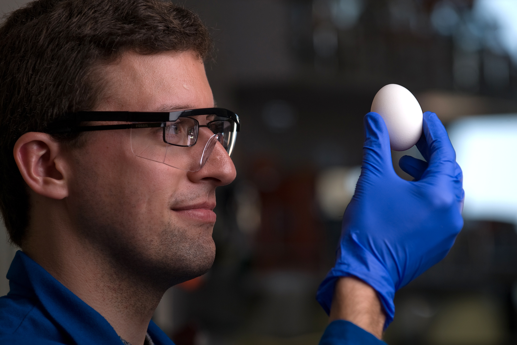 How Unboiled Eggs Could Help Fight Food Waste