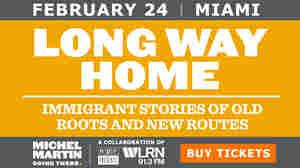 2/24/15: NPR Presents Michel Martin: Long Way Home