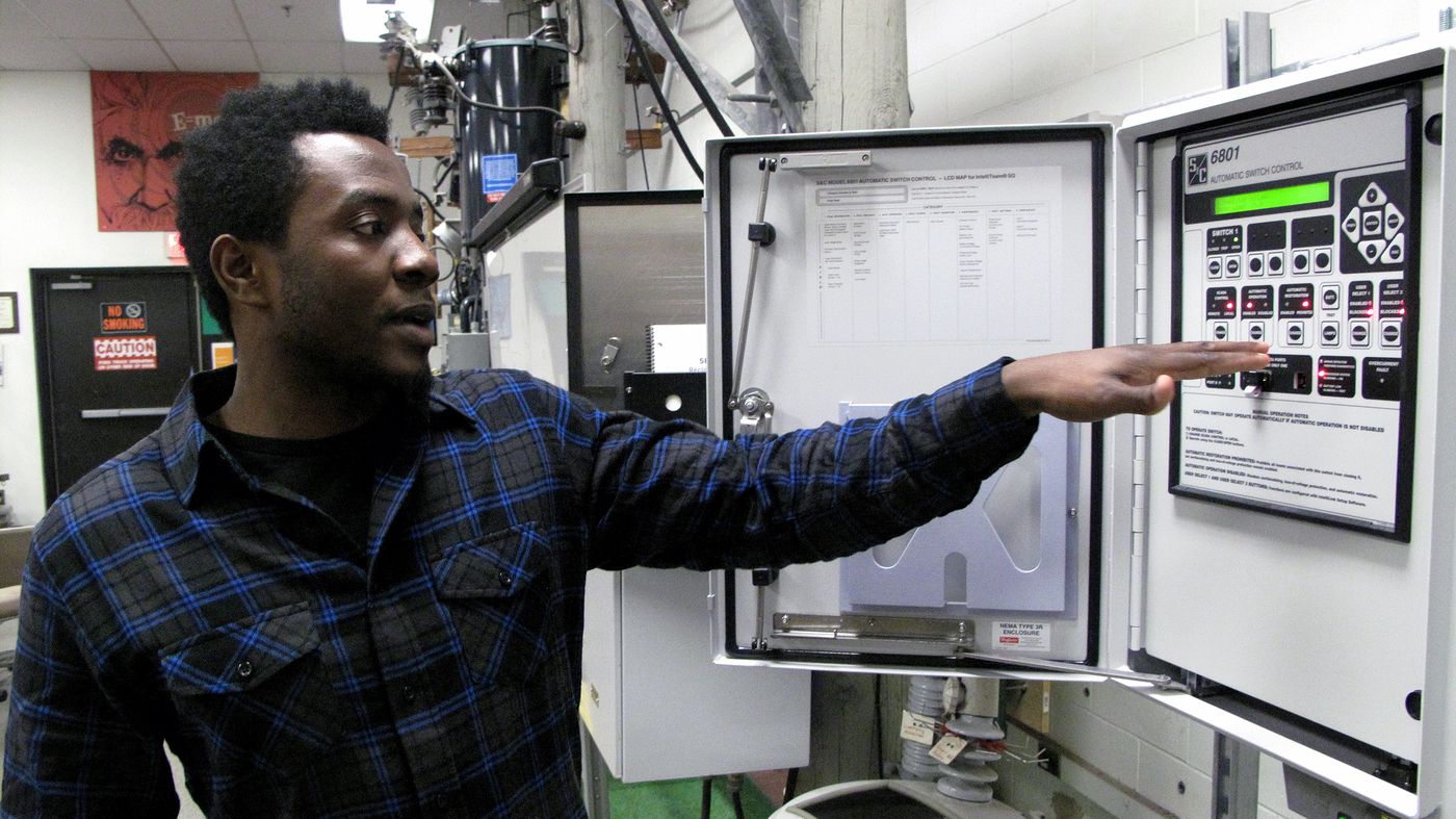 Economists Say Millennials Should Consider Careers In Trades : NPR