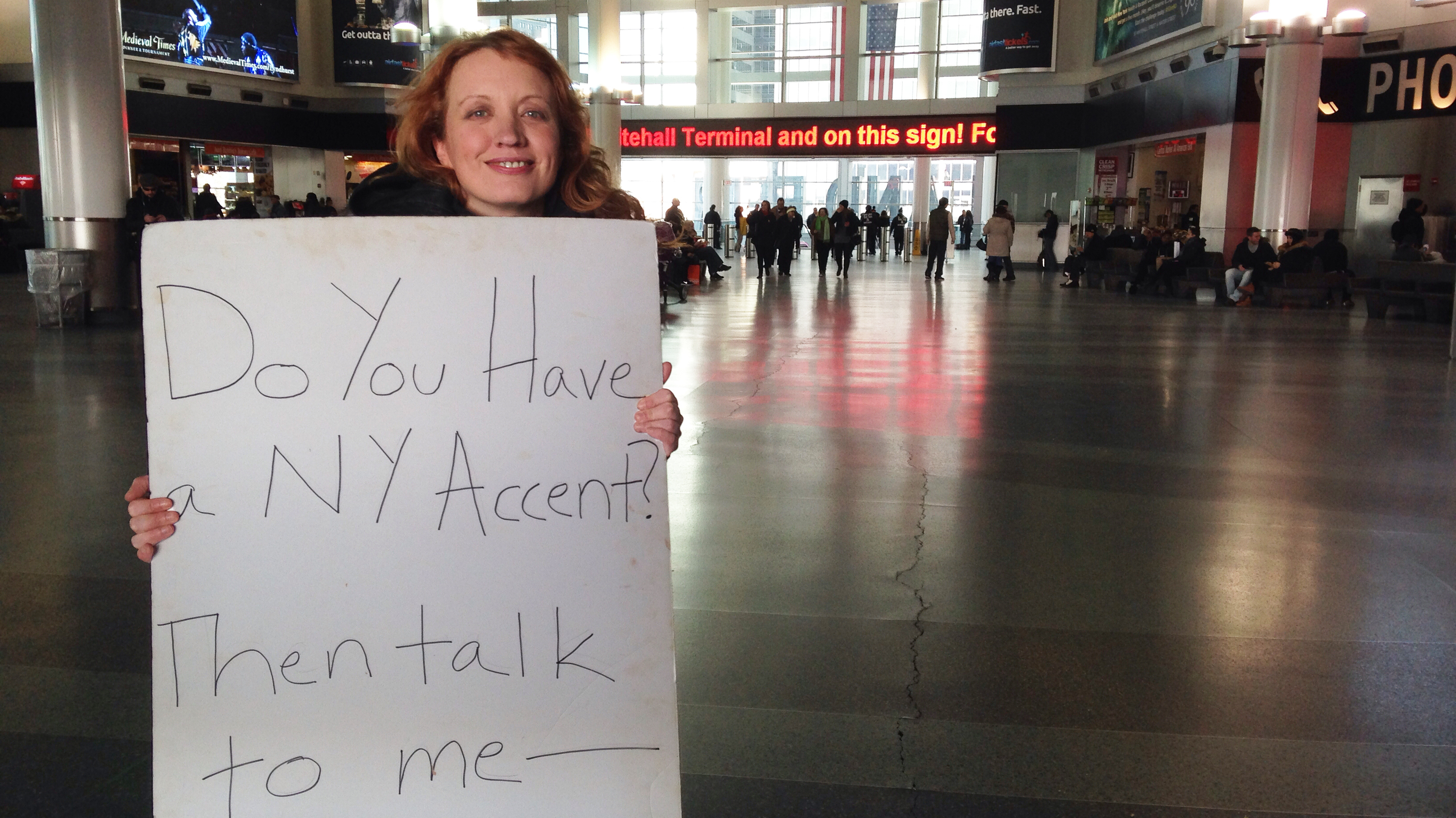 Fuhgeddaboudit: New York Accent On Its Way Out, Linguists Say