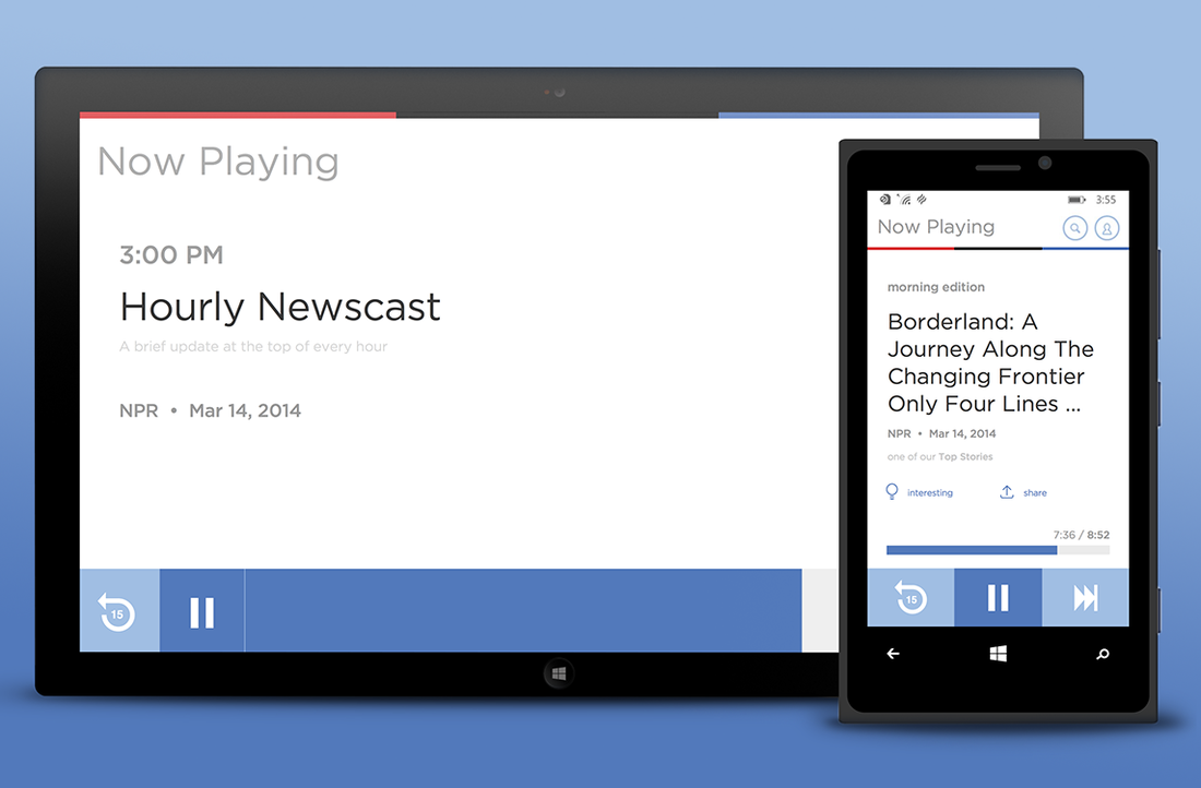 NPR One is now available on Windows
