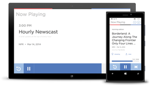 NPR One is now available for Windows devices