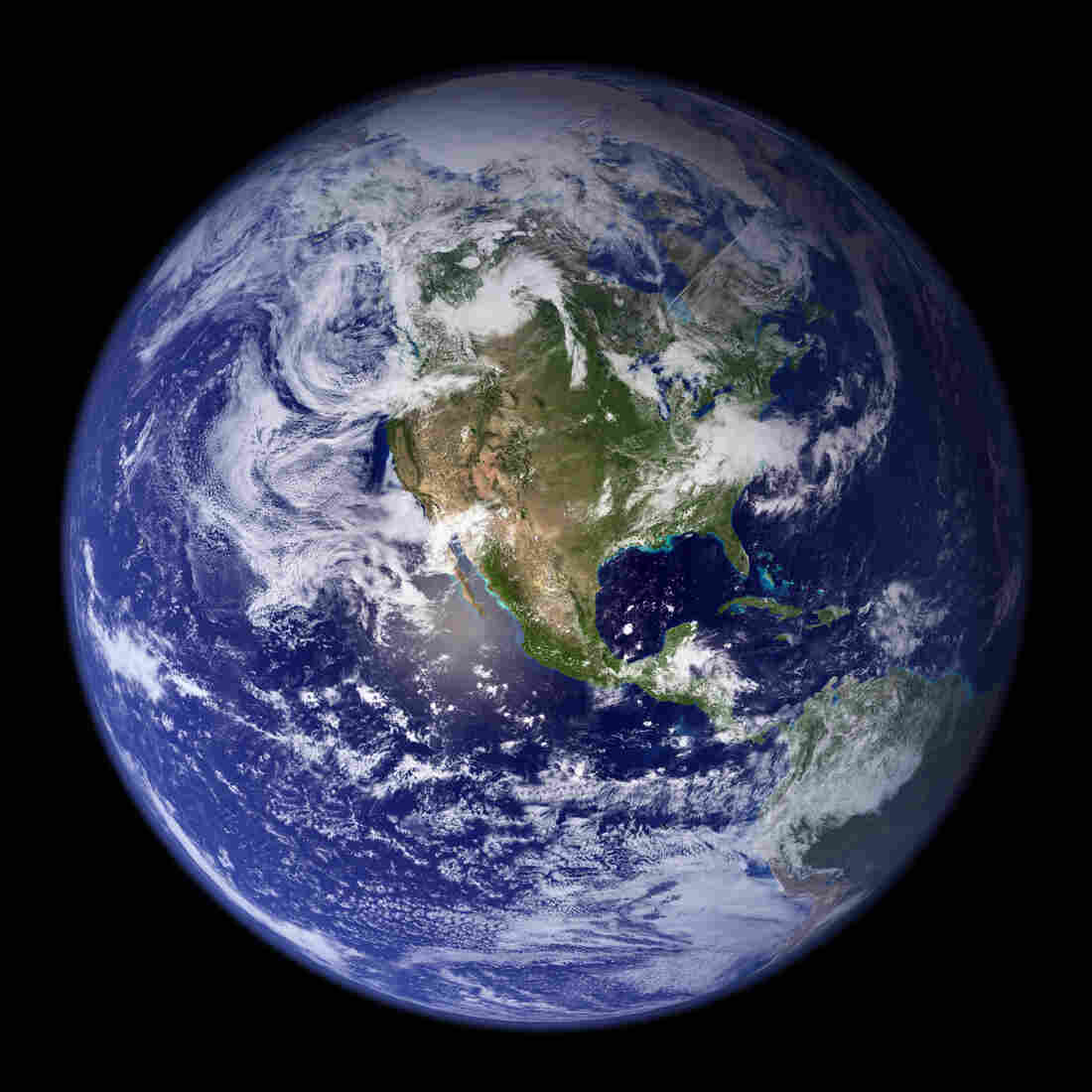 Satellite Set To Stream Daily Images Of Earth From Space Npr