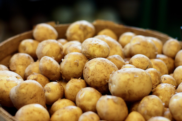 The reputation of the humble spud may be on the mend.