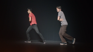 Meric Long and Logan Kroeber of The Dodos bust out serious dance moves in their latest video.