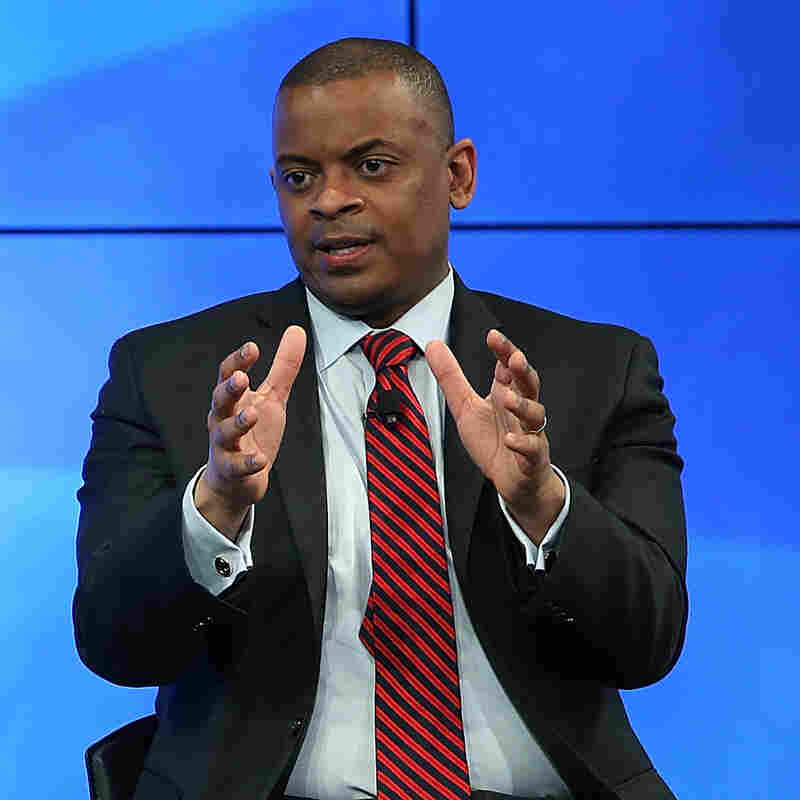 """The bottom line is, if you're stuck in traffic today and your travel time's longer than it was 10 years ago, it's likely to get worse unless we take some very important steps at the federal, state and local level,"" says Transportation Secretary Anthony Foxx."