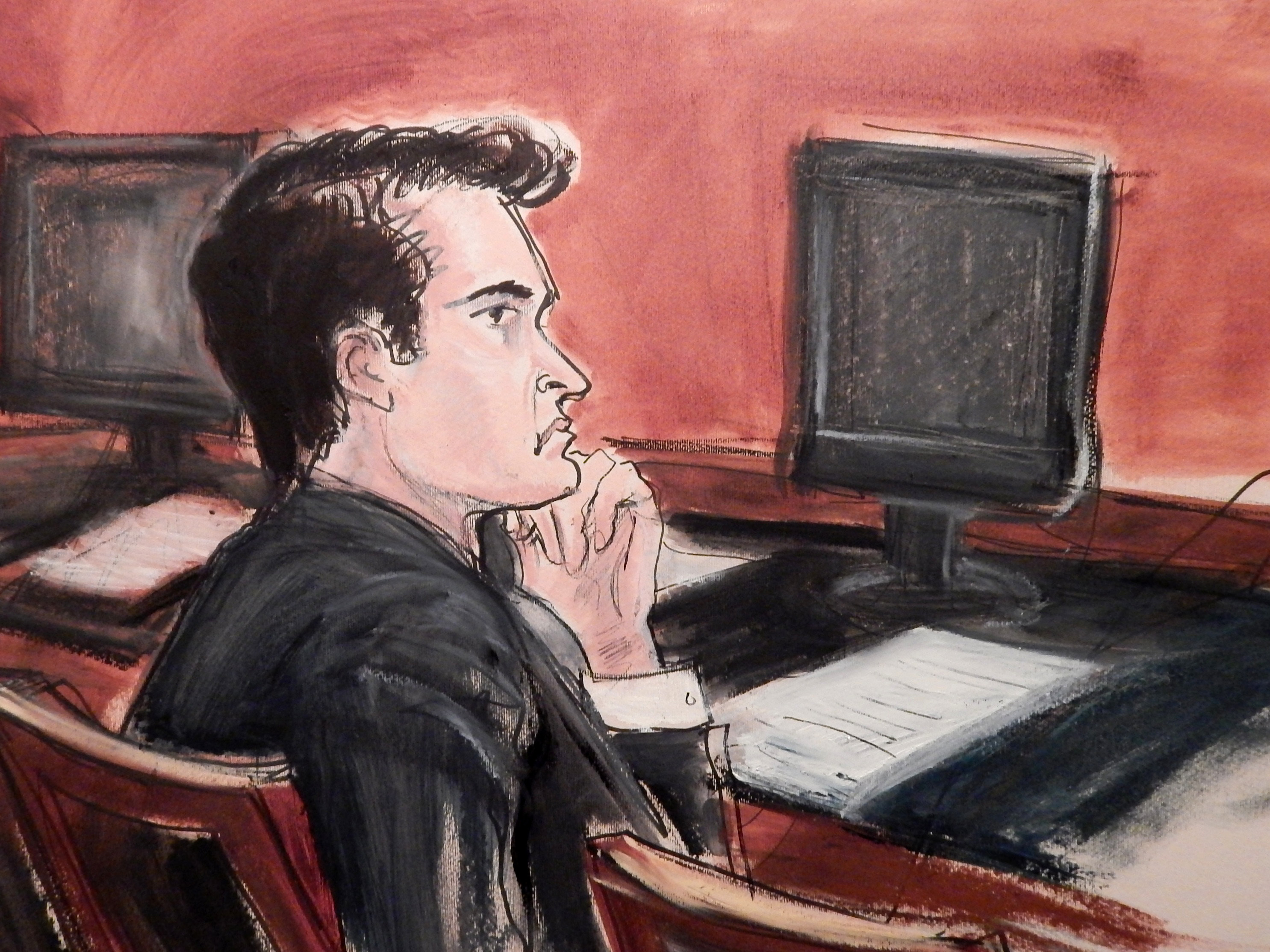 Ross Ulbricht, Accused Of Operating Silk Road, Is Convicted Of Drug Charges