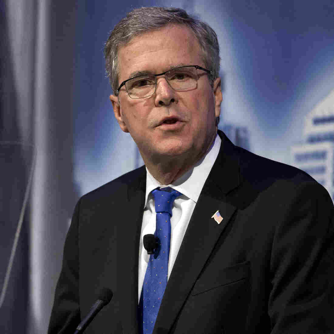 Jeb Bush Continues To Test Campaign Waters In Detroit