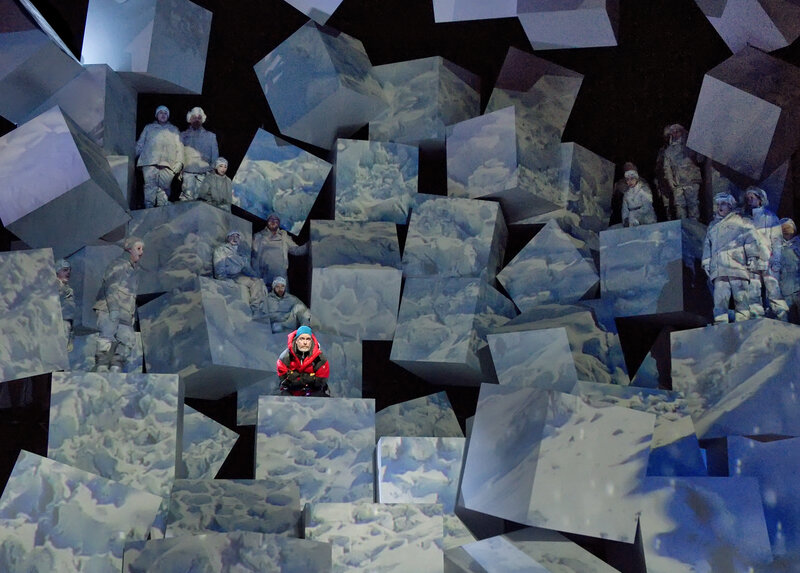 Everest: The Cold Wrath Of Nature, Given Operatic Voice