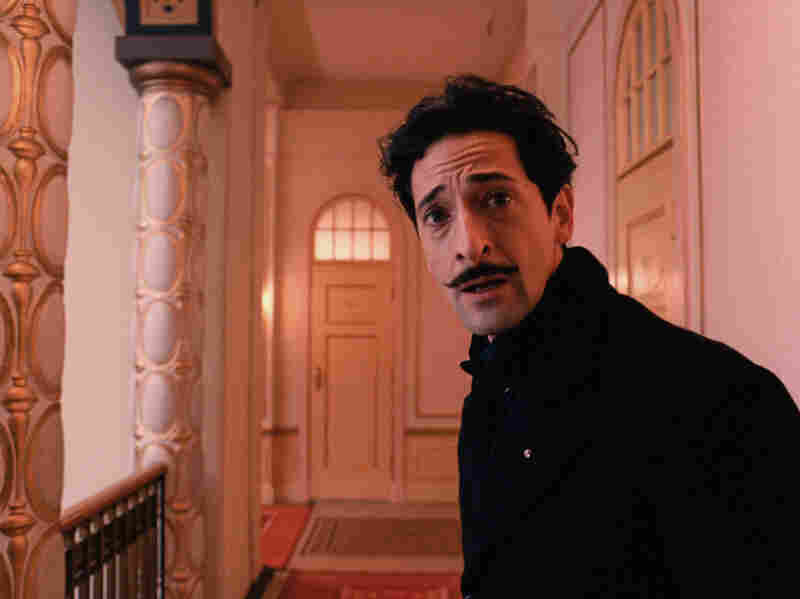 Actor Adrien Brody portrays the villainous Dmitri in the film. To design the mustaches in the film, Frances Hannon studied facial hair styles throughout centuries of history.
