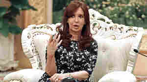 Argentina's President Will Write To Mia Farrow And Martina Navratilova About Scandal
