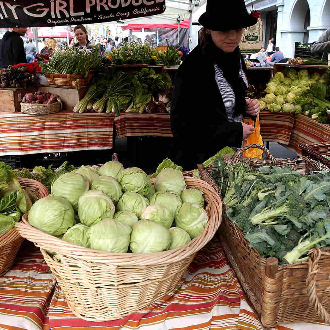 Are Farmers Market Sales Peaking? That Might Be Good For Farmers