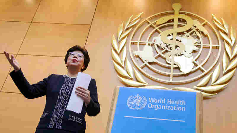 "Dr. Margaret Chan, director-general of the World Health Organization, has said of Ebola: ""It overwhelmed the capacity of WHO, and it is a crisis that cannot be solved by a single agency or single country."""