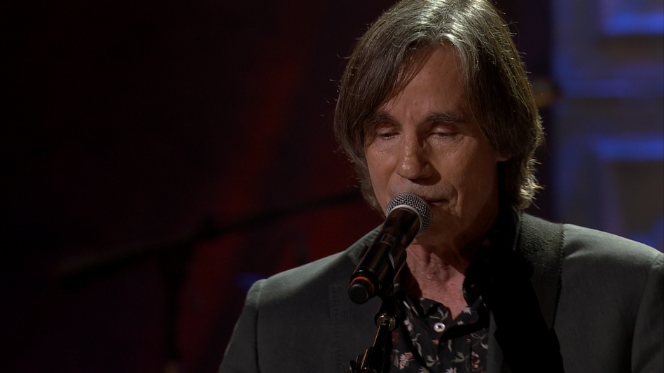 Jackson Browne Performing At The 2014 Americana Music Awards.